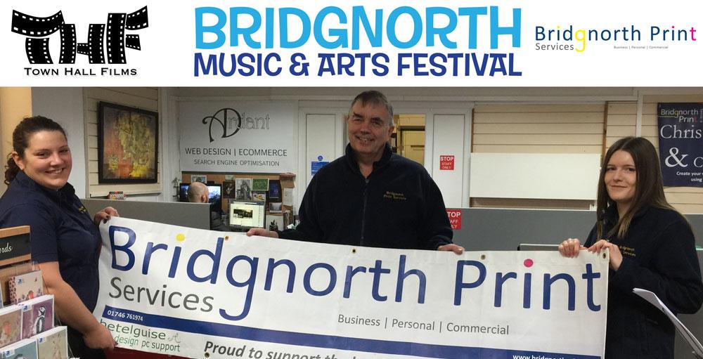 Bridgnorth Print – Town Hall Films