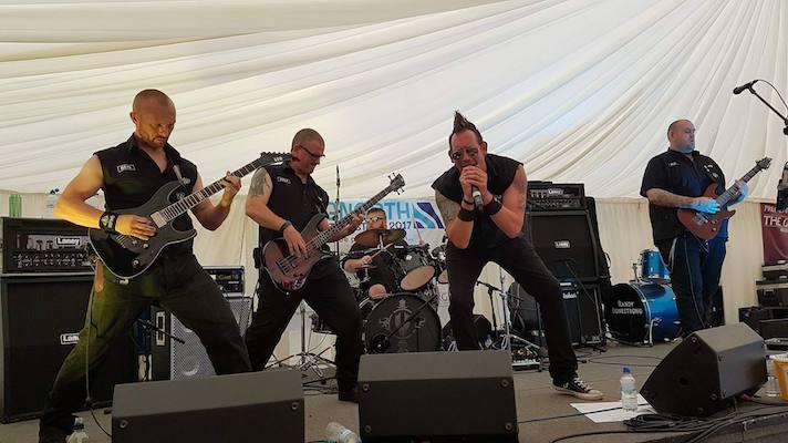 Edgar Davies Ground Rock Day 2017